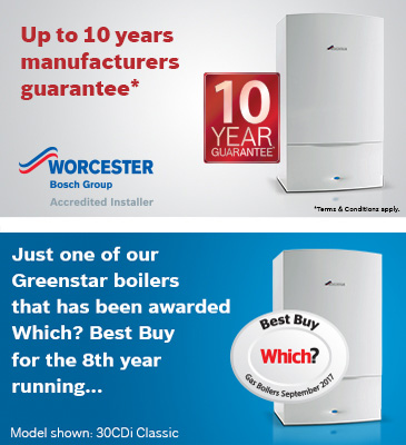 Worcester Boiler Guarantee Banstead